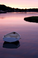 Rowboat at Dawn